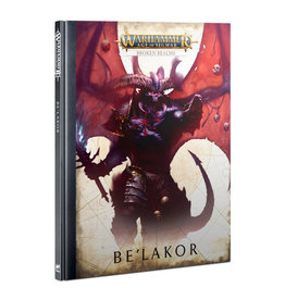 Warhammer Age of Sigmar Broken Realms: Be'lakor