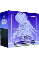 Pokemon Chilling Reign Elite Trainer Box [Shadow Rider Calyrex]