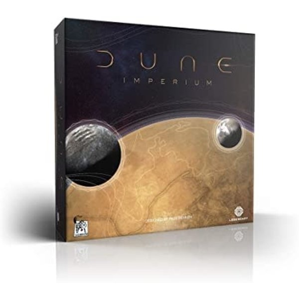 Direwolf Digital Dune Imperium