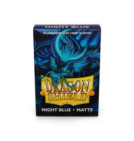 Arcane Tinmen Dragon Shield Night Blue Matte 60 Japanese