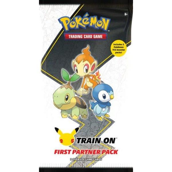 First Partner Pack (Sinnoh)