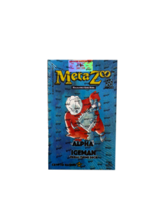 Metazoo Games Metazoo TCG Cryptid Nation Tribal Theme Deck - Frost [First Edition]