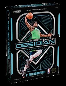 Panini 2020/21 Panini Obsidian Basketball Hobby Box