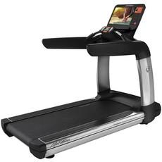 Life Fitness Platinum Club Series Treadmill - SE3HD Console