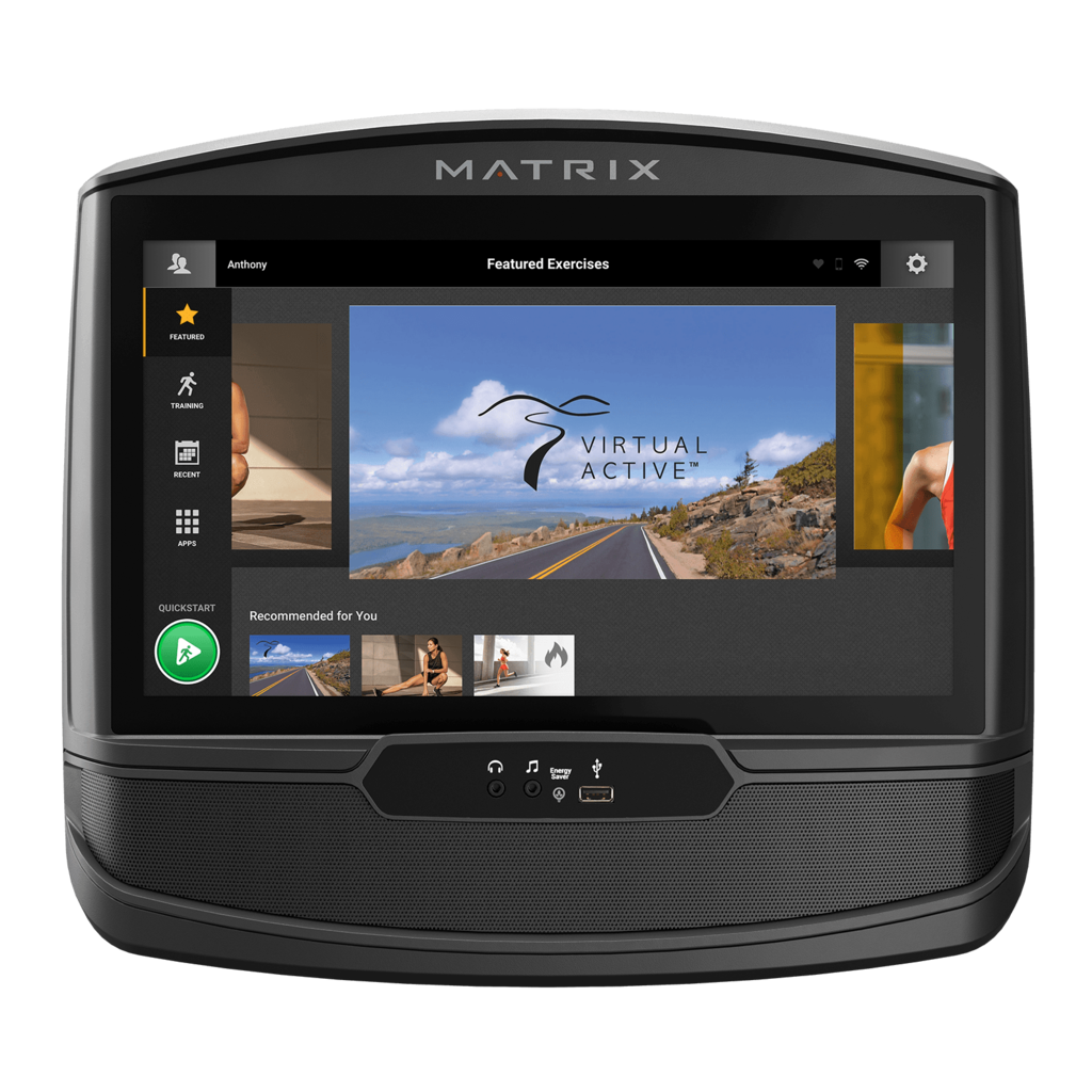 Matrix Retail Matrix TF50 XIR Treadmill