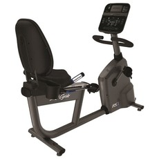 Life Fitness RS3 Recumbent Bike - Track Console