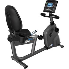 Life Fitness RS3 Recumbent Bike - Go Console