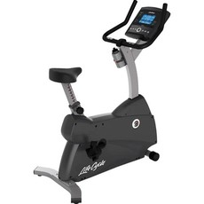 Life Fitness C1 Upright  Bike - Go Console