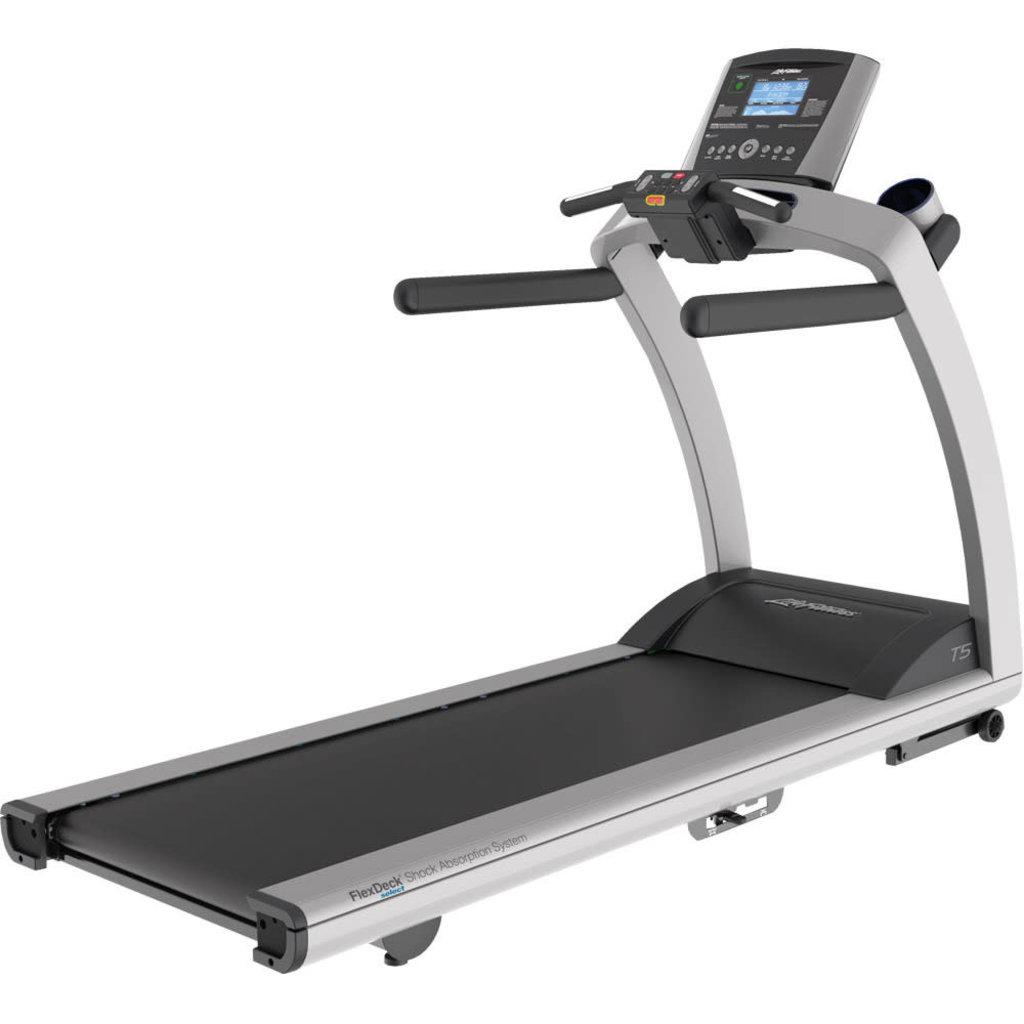 Life Fitness T5 Treadmill - Go Console