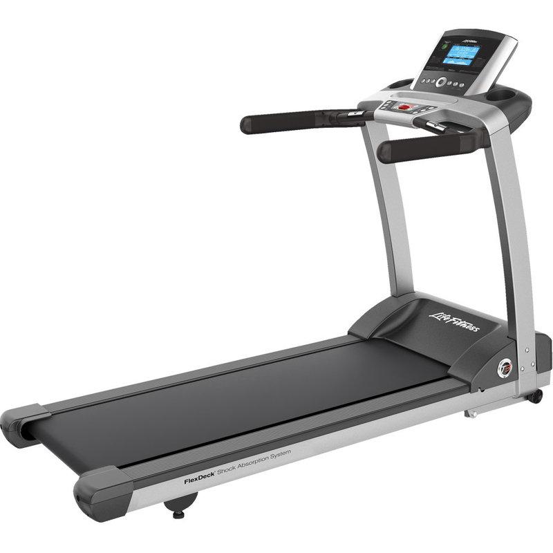 Life Fitness T3 Treadmill - Go Console