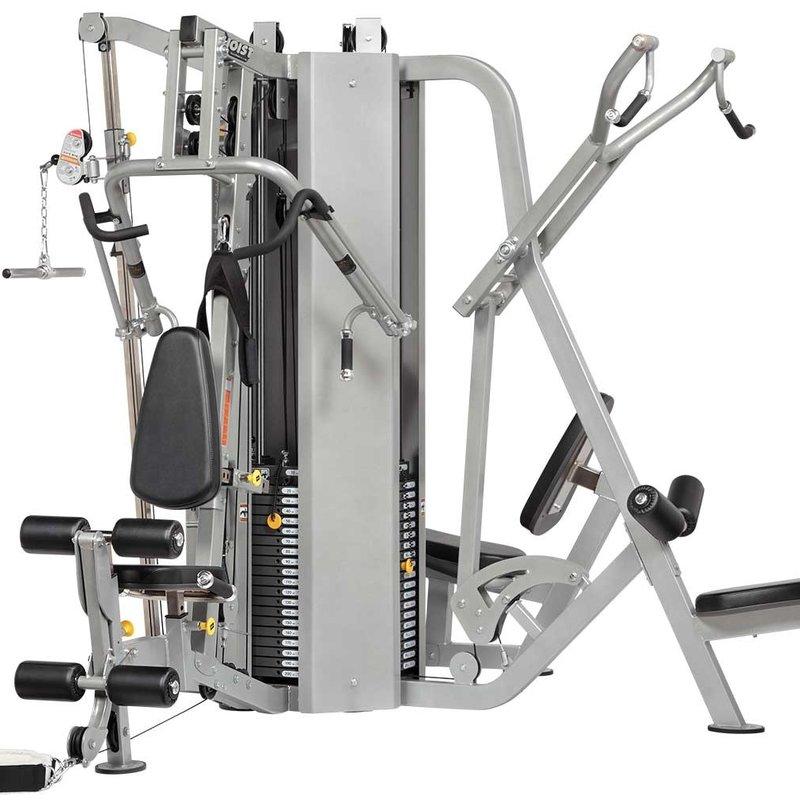 Hoist Hoist H-4400 4 Stack Multi Gym