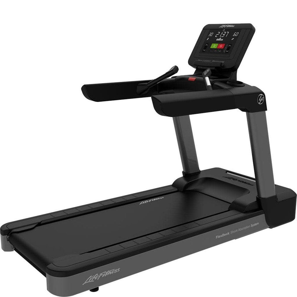 Life Fitness Club Series Plus Treadmill - C Console