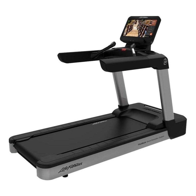 Life Fitness Club Series Plus Treadmill - SE3HD Console