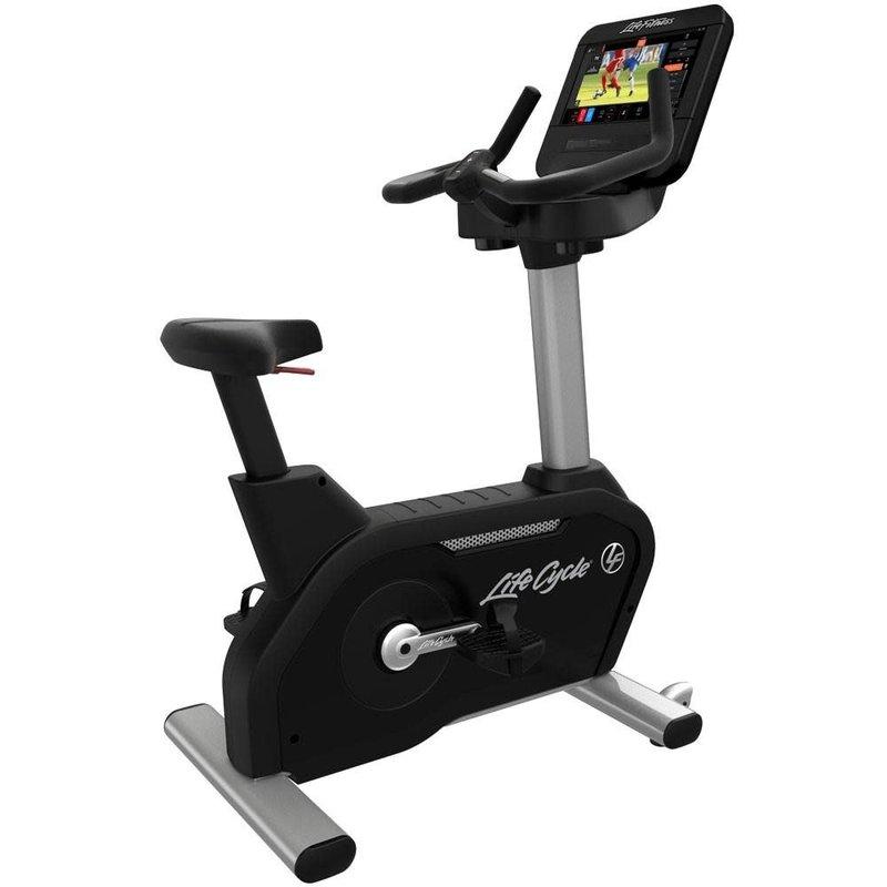 Life Fitness Club Series Plus Upright - SE3HD Console