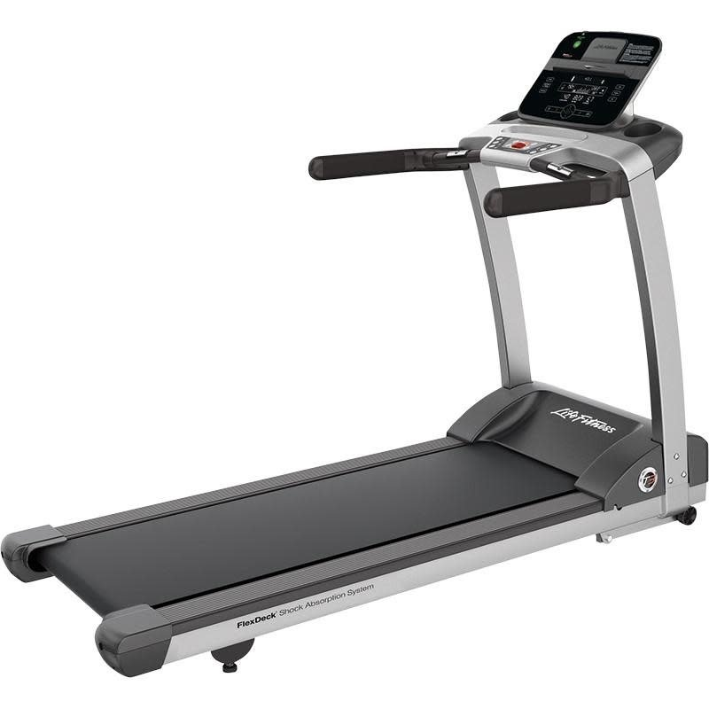 Life Fitness T3 Treadmill - Track Console