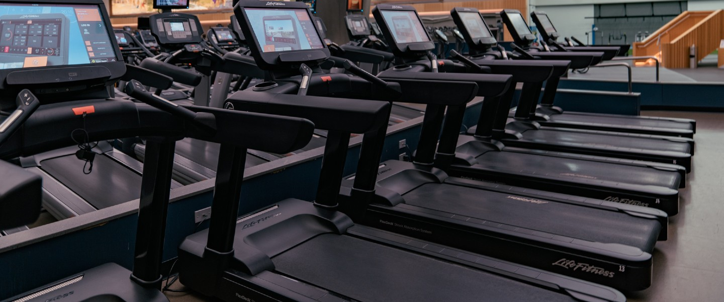 Gym Quality Life Fitness Equipment, Reshaped For Your Home