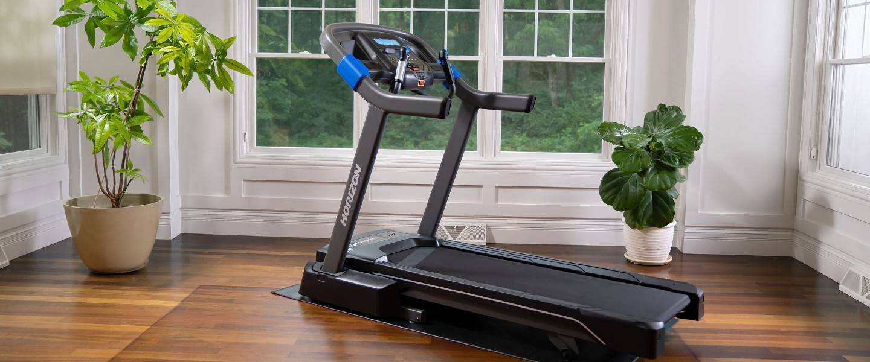 New  Horizon Fitness Treadmills Under $2000