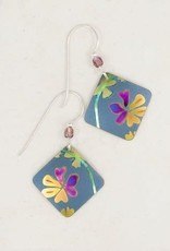 Holly Yashi Holly Yashi Artist Garden Light Blue Earring