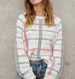 Lumiere Confetti Knit Sweater