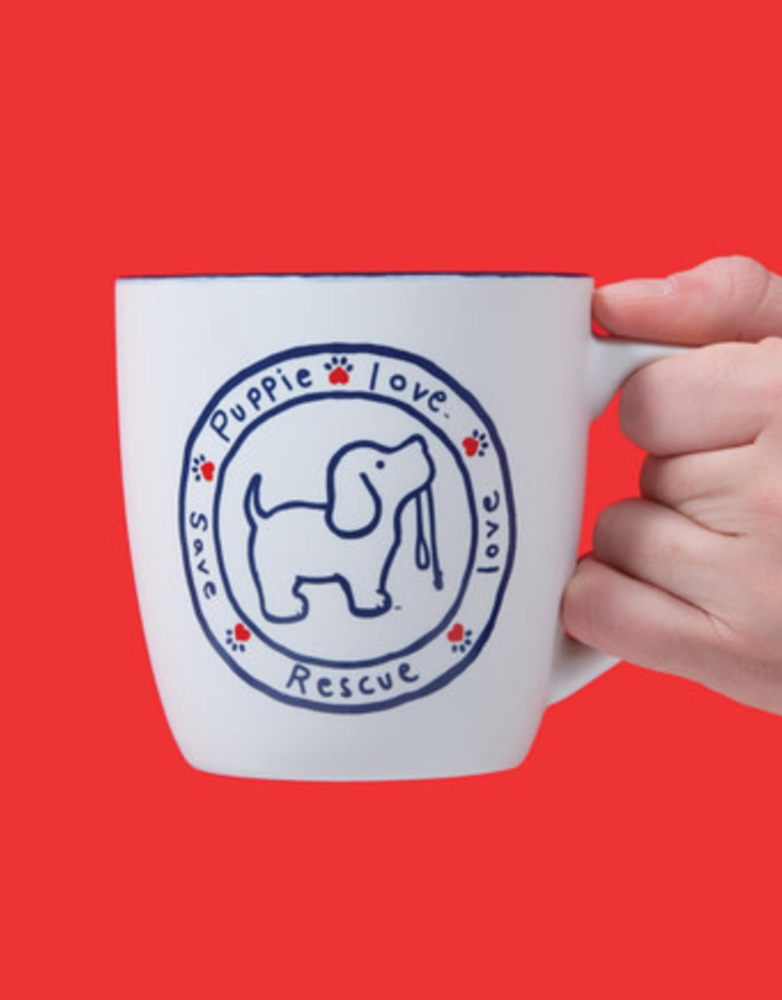 Pavilion Puppie Love Cup Mug