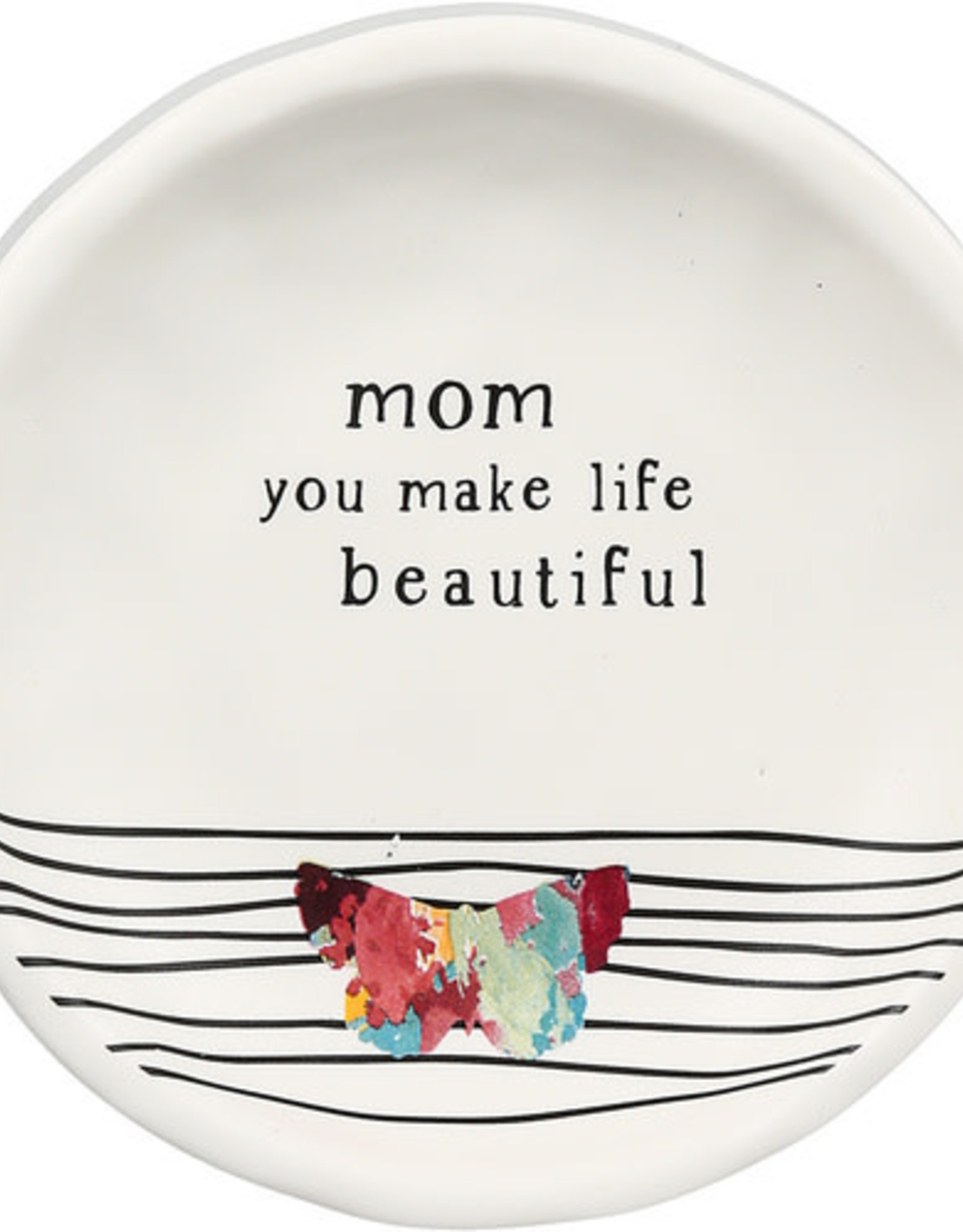 Pavilion Keepsake Dish Mom