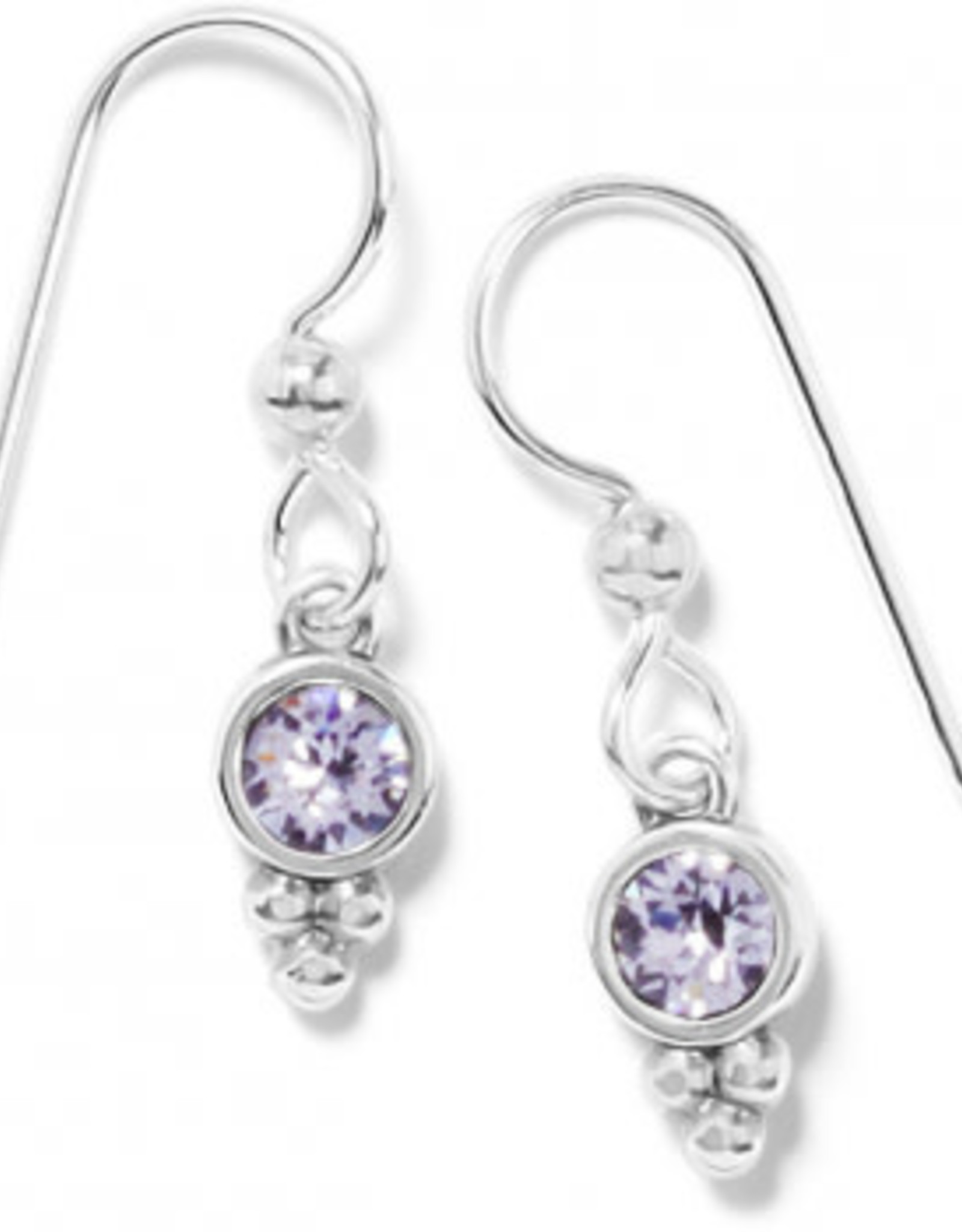 Brighton Color Drops French Wire Earrings