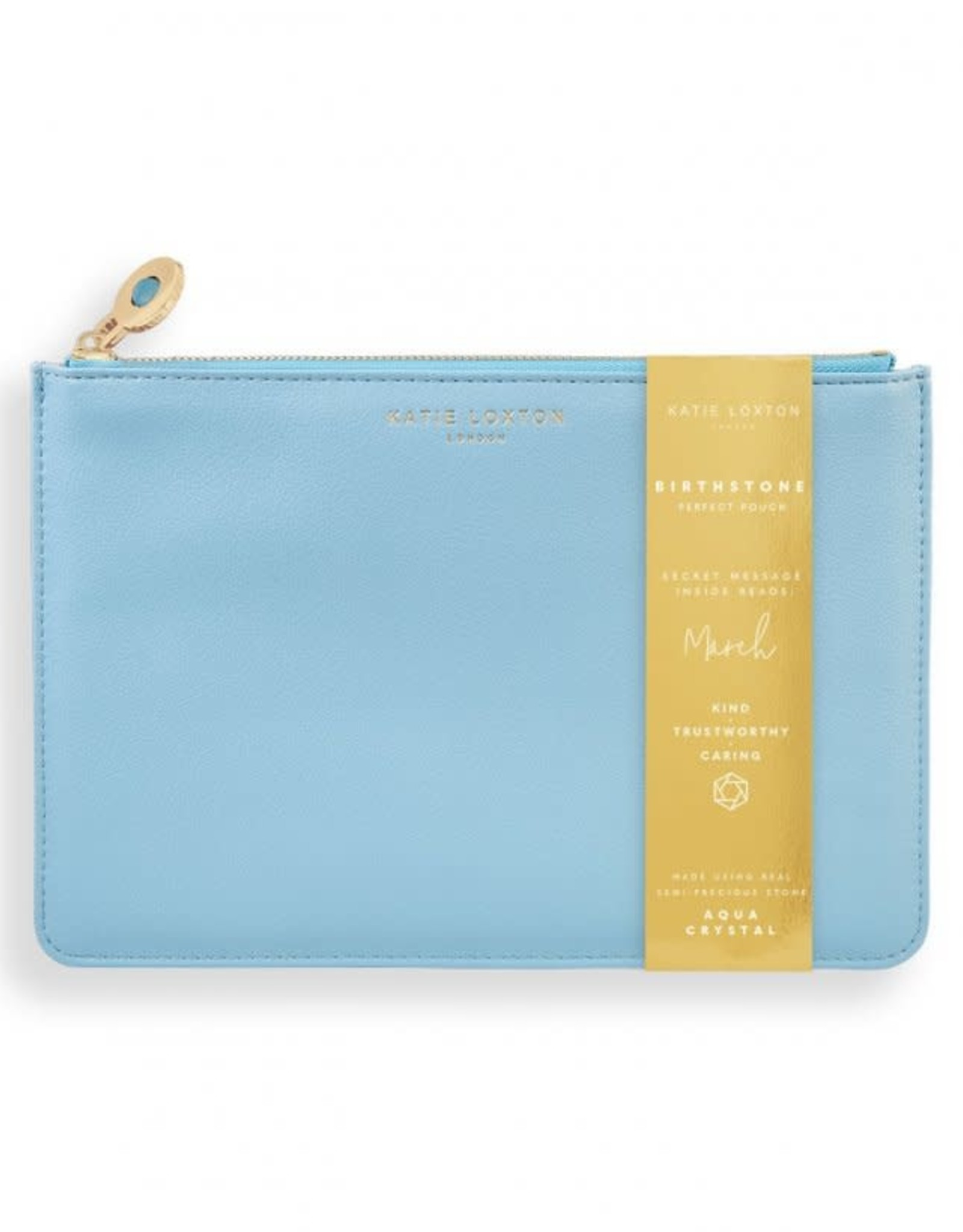 Katie Loxton The Birthstone Perfect Pouch March