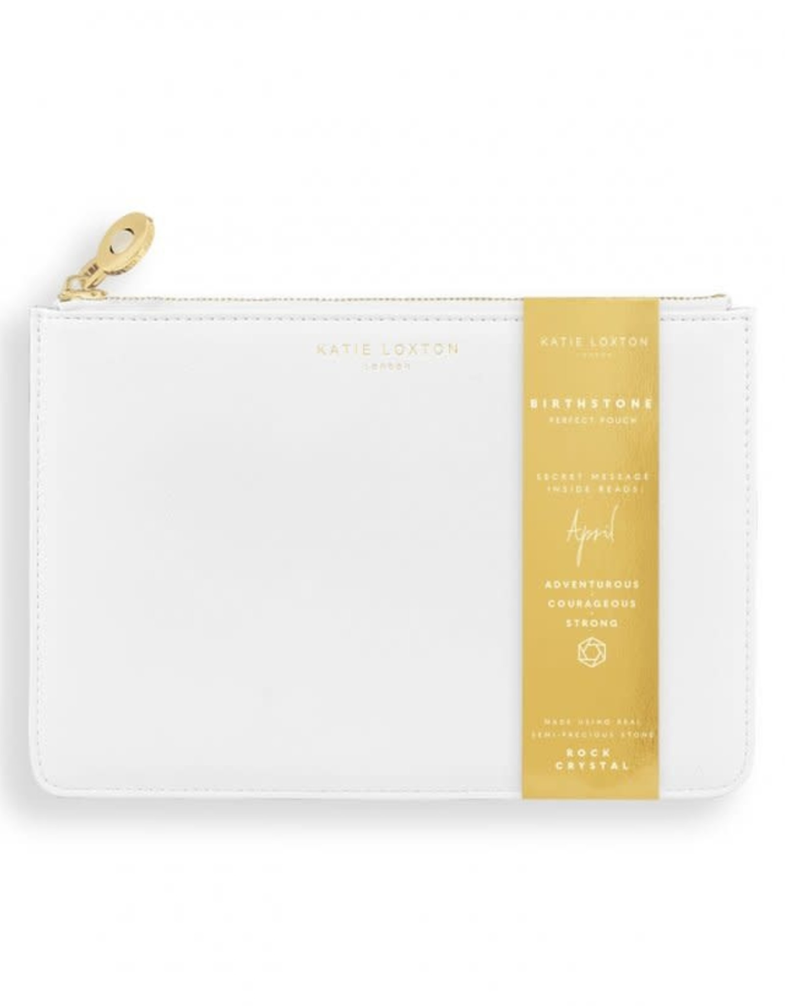 Katie Loxton The Birthstone Perfect Pouch April