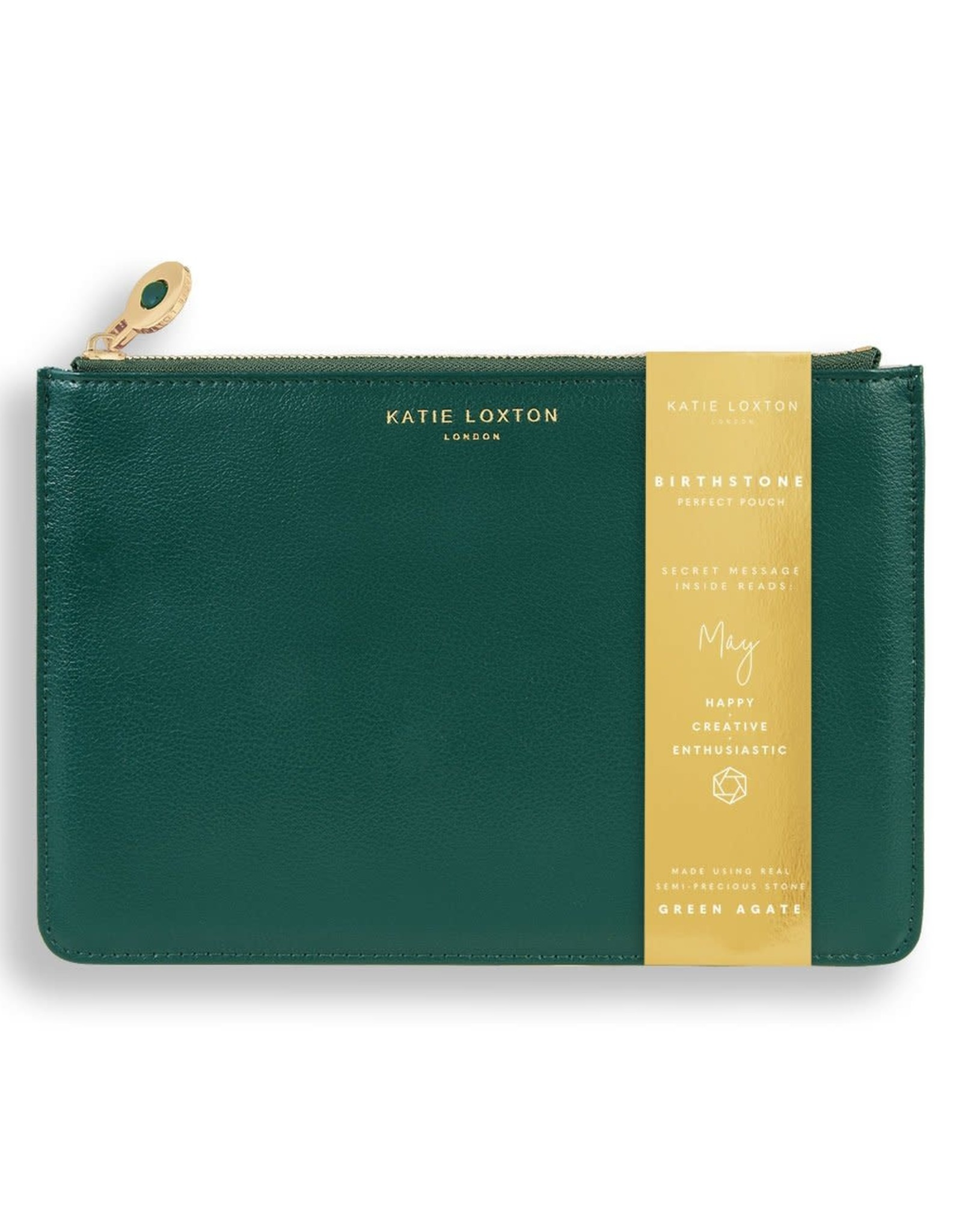 Katie Loxton The Birthstone Perfect Pouch May