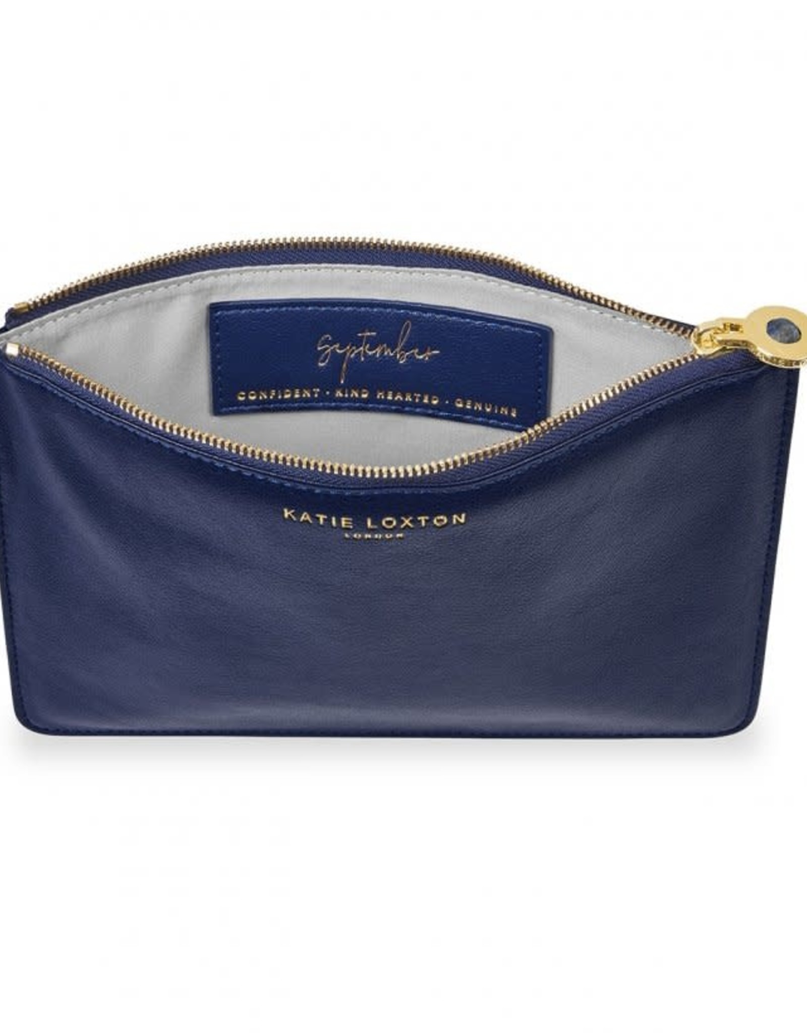 Katie Loxton The Birthstone Perfect Pouch September