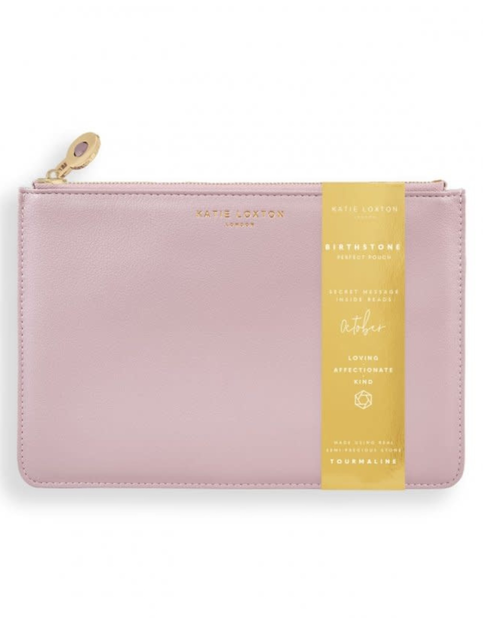 Katie Loxton The Birthstone Perfect Pouch October