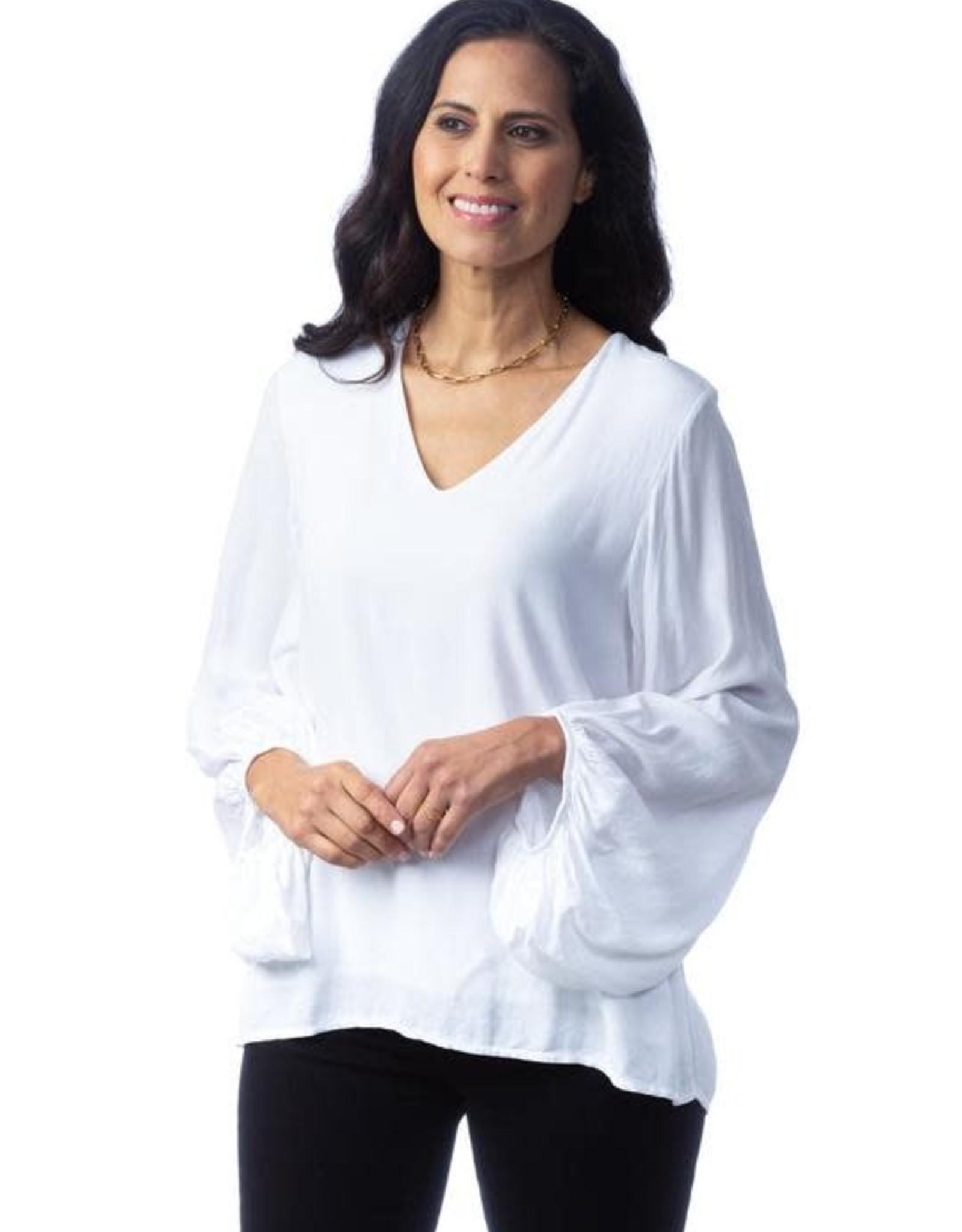 Cobblestone Cobblestone Priya White Top
