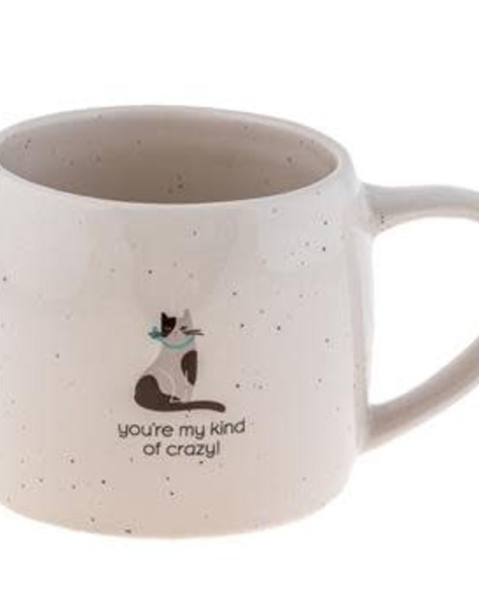 Karma Tapered Mug Cat