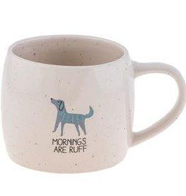 Karma Tapered Mug Dog