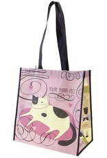 Karma Recycled Large Gift Bag Cat
