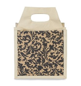 Coco & Carmen Recycled Cotton microbrew Beverage Caddy Beige