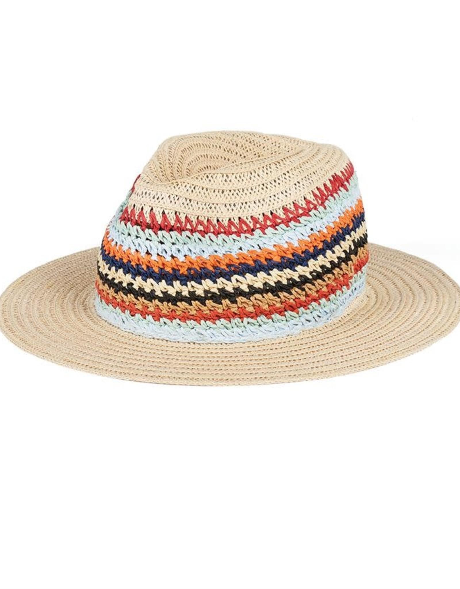 Coco & Carmen Blooming Camila Ranch Hat