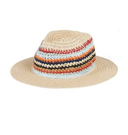 Coco & Carmen Blooming Camila Ranch Hat