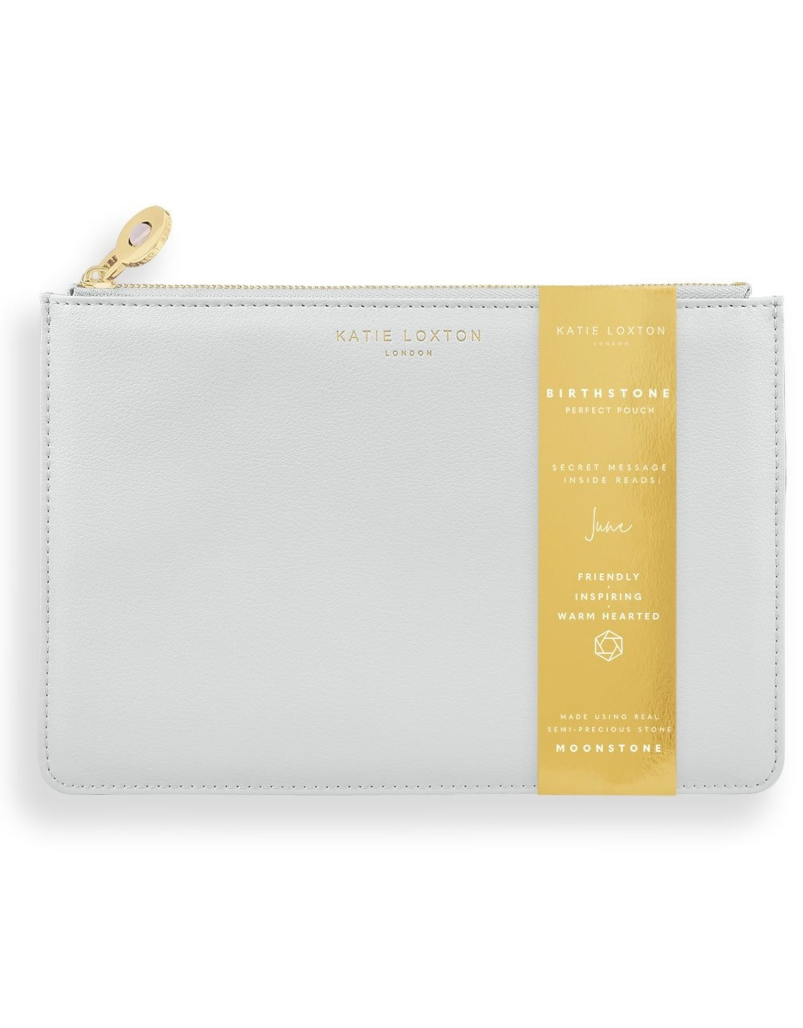 Katie Loxton The Birthstone Perfect Pouch June