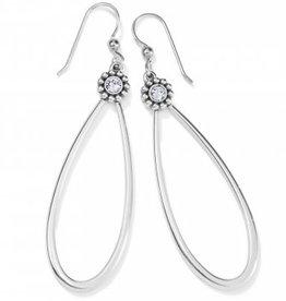 Brighton Twinkle Loop French Wire Earrings