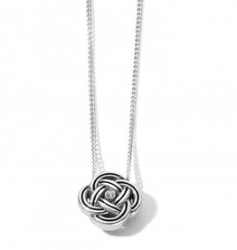 Brighton Interlok Mini Necklace
