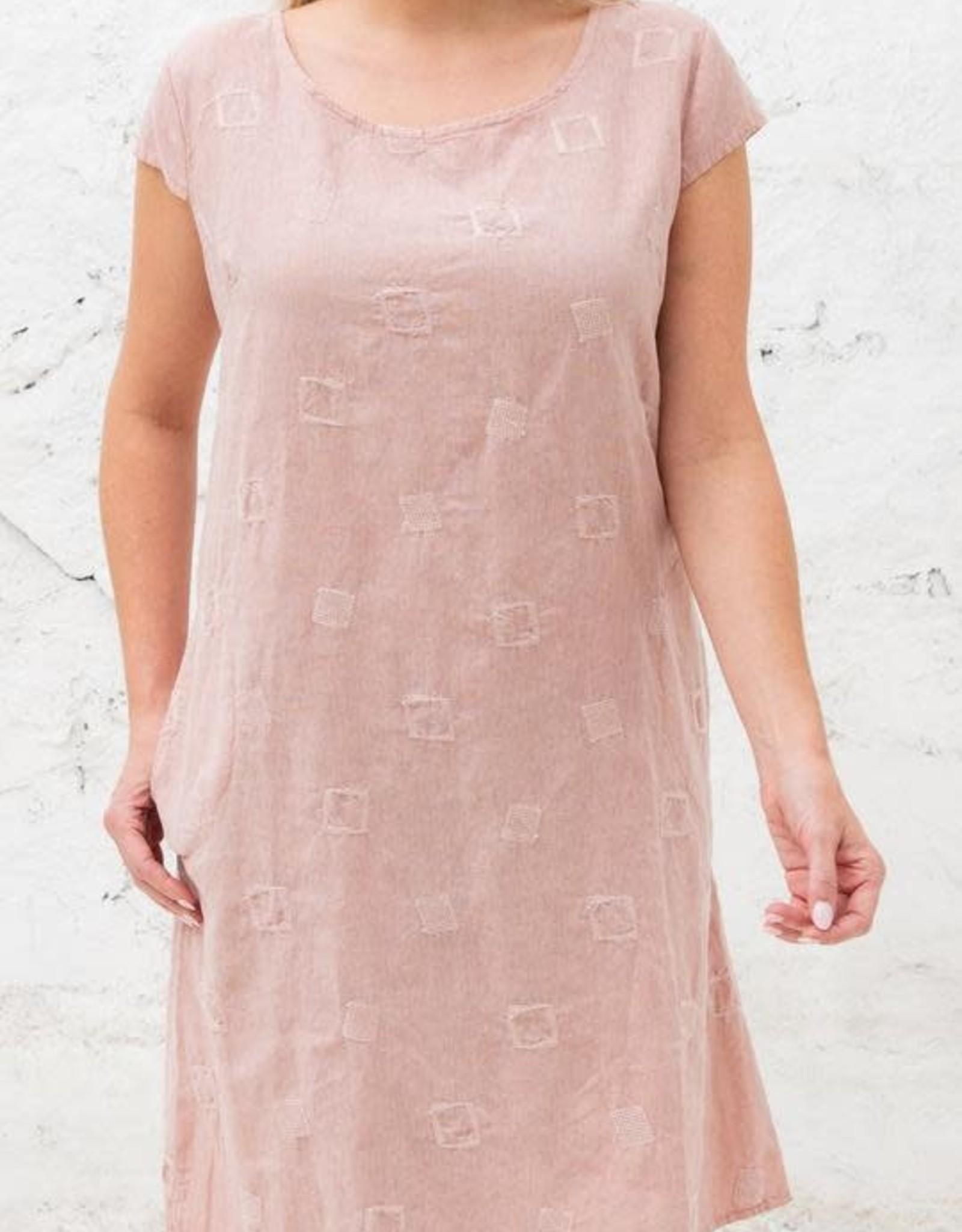 Cobblestone Cobblestone Chloe Rose Market Dress