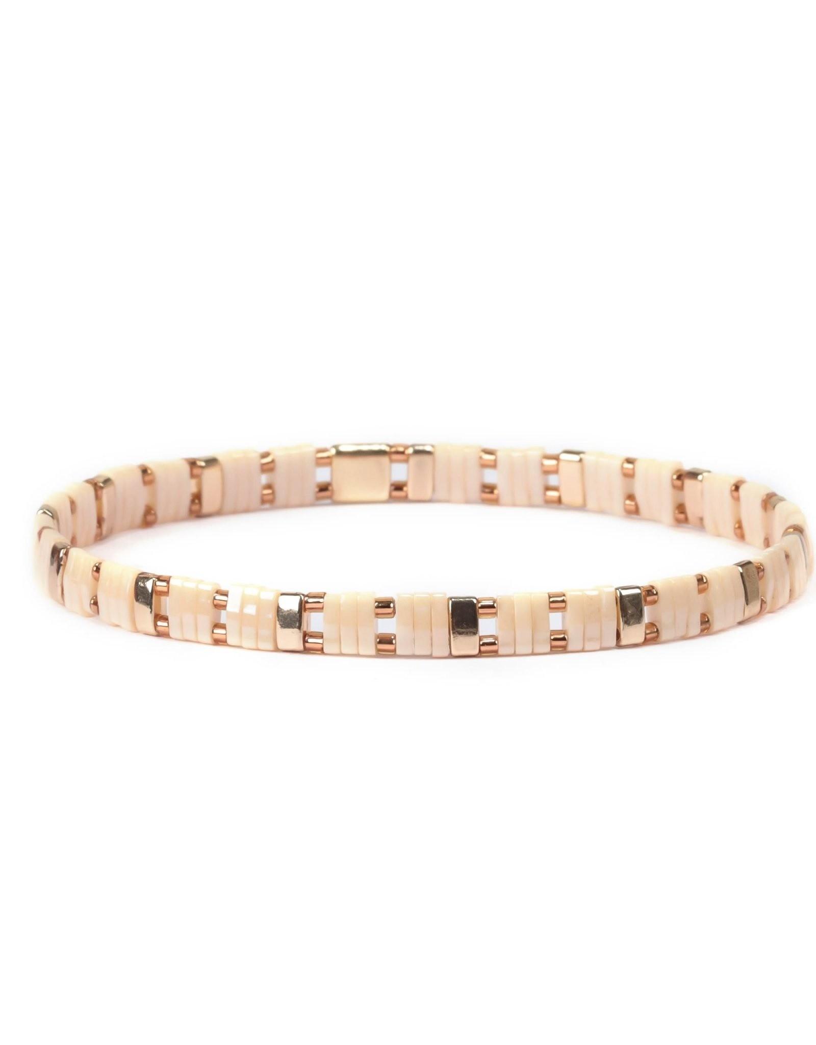 Splendid Iris Daniela Tila Stretch Bracelet