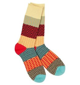 Crescent Sock Company Weekend Socks Fiesta
