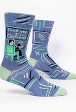 Blue Q Blue Q Mens I'm Gaming Socks