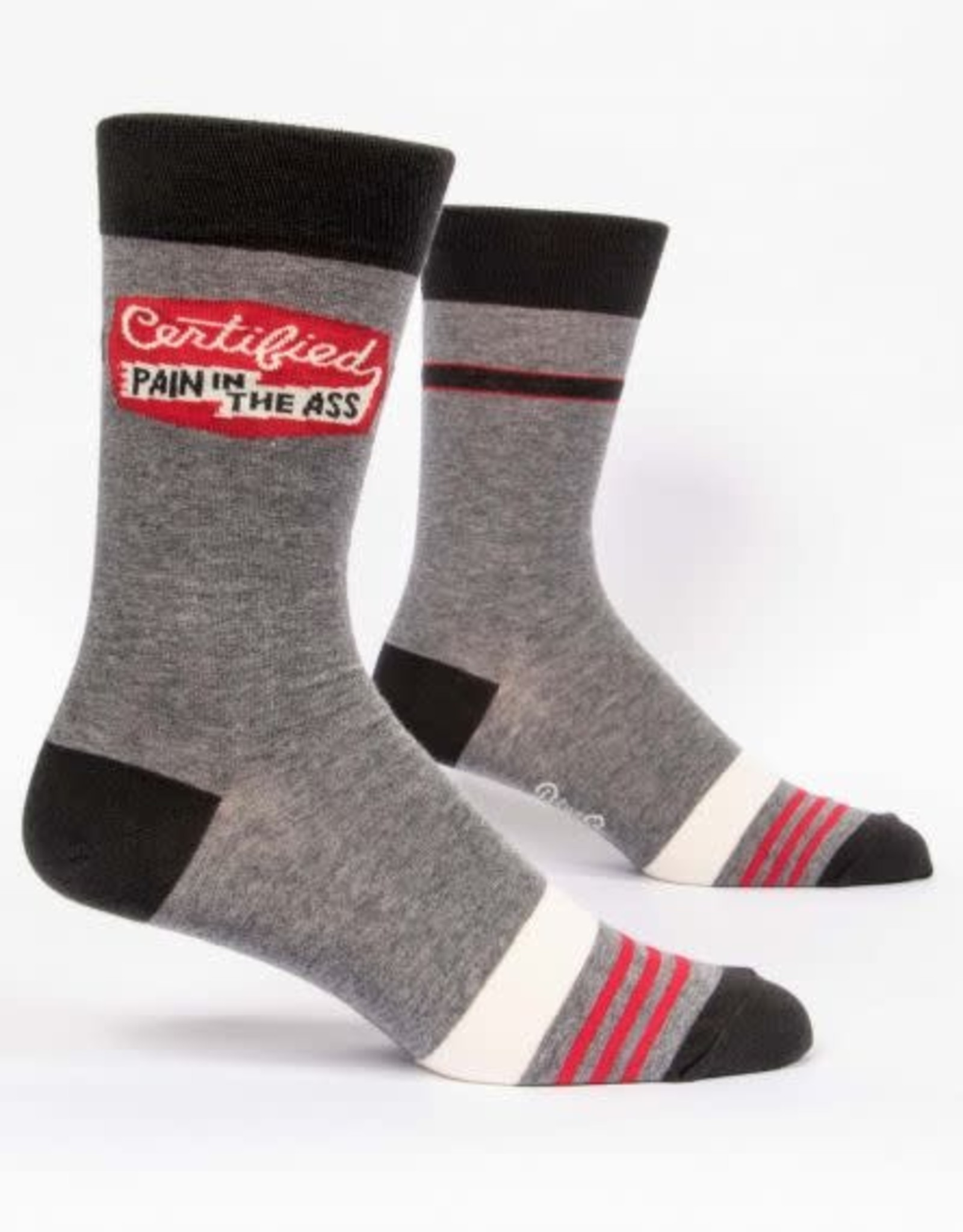 Blue Q Blue Q Mens Socks Certified Pain