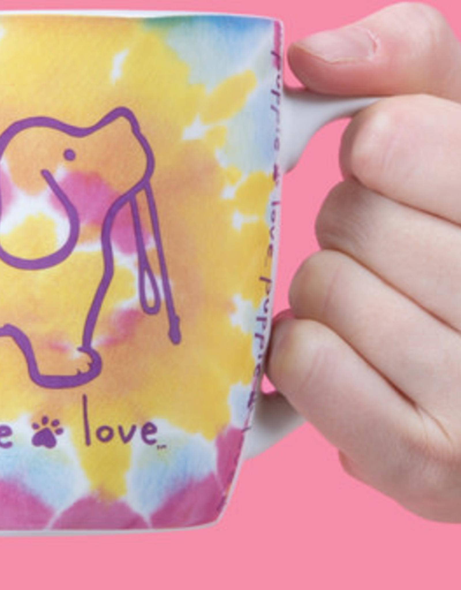 Pavilion Puppy Tie dye Mug