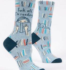 Blue Q Blue Q Reading Socks
