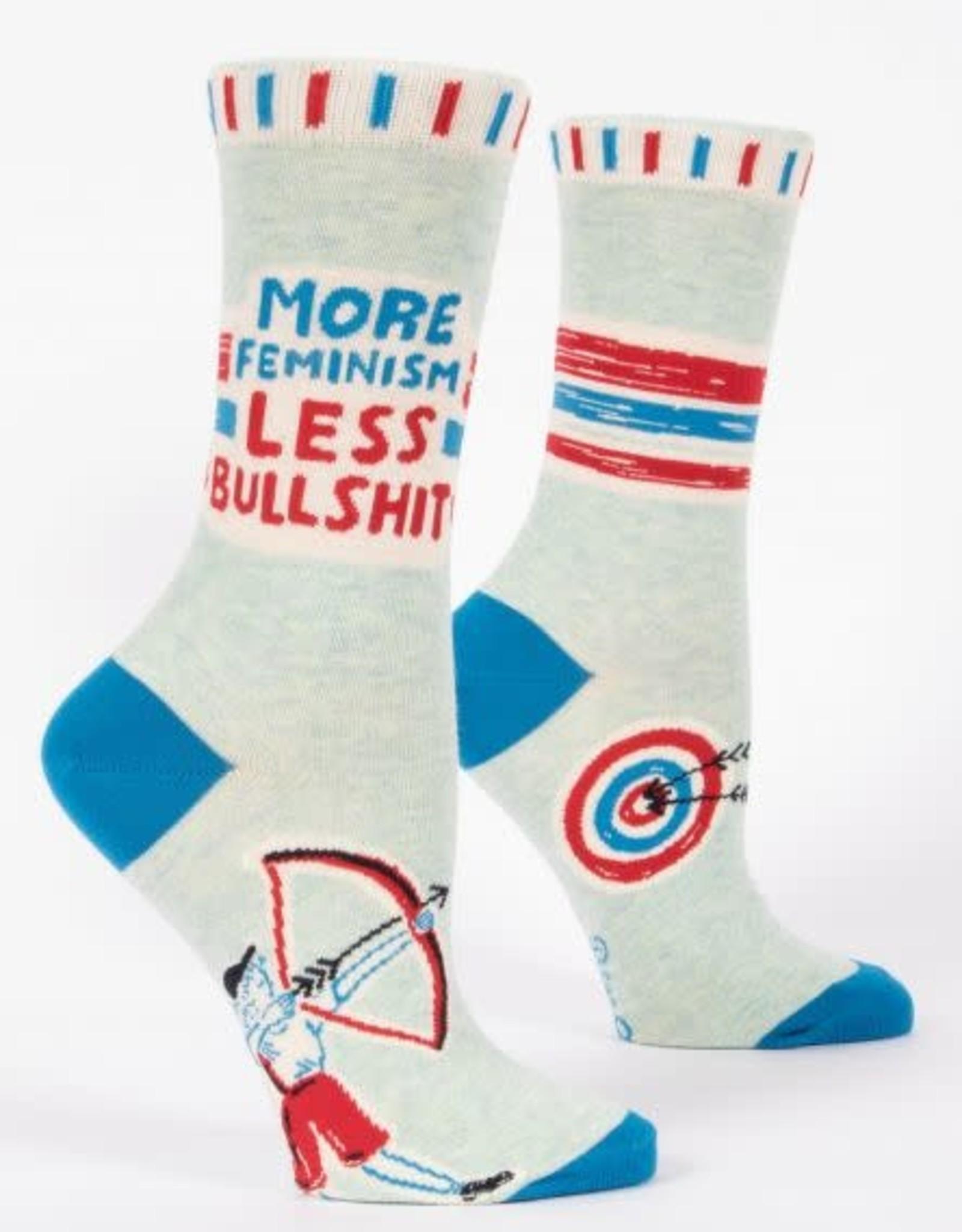 Blue Q Blue Q More Feminism Socks