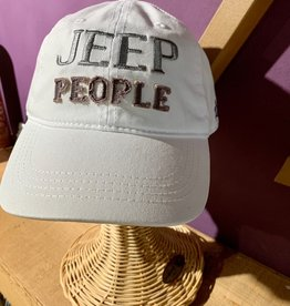 Pavilion Jeep People Hat White~Limited Edition
